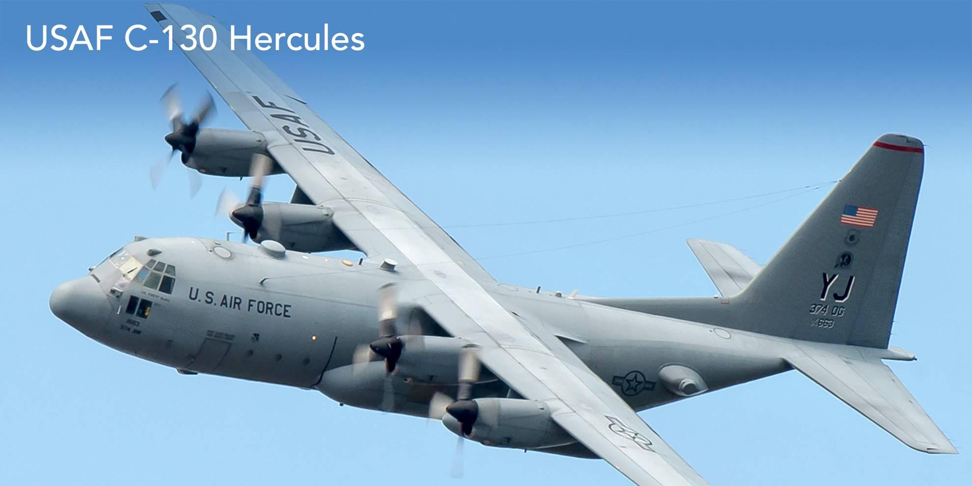 USAF C-130 Hercules