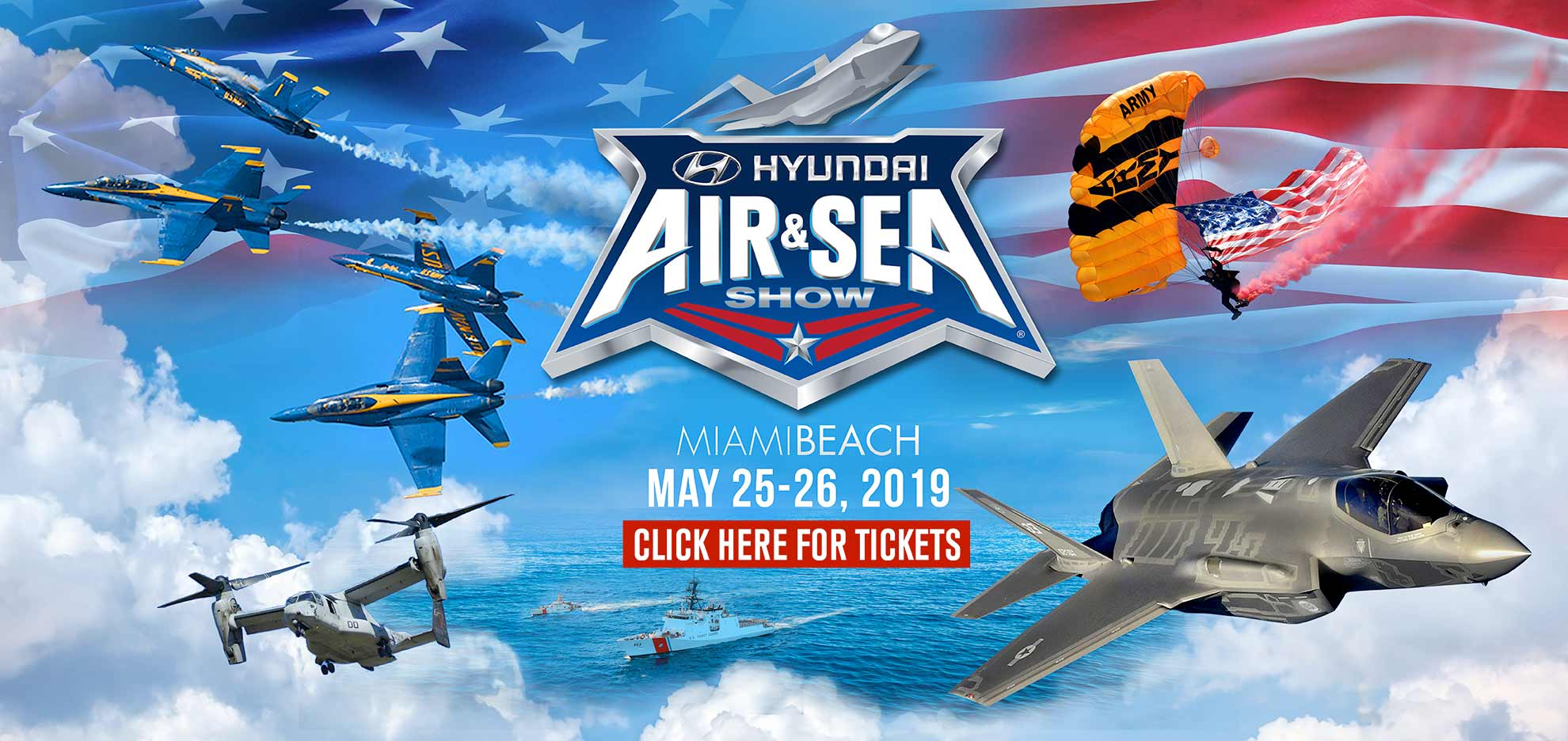 Hillsboro Air Show 2020.National Salute To America S Heroes Presented By Hyundai
